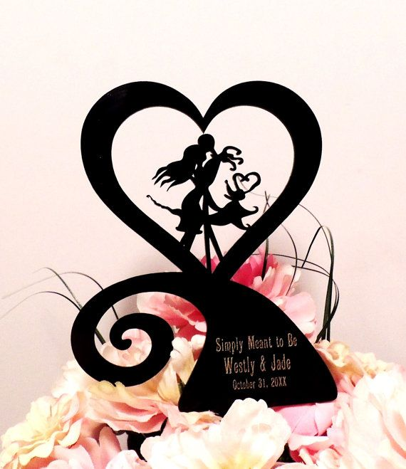 jack and sally wedding cake topper 25 best ideas about firefighter wedding cakes on 16559