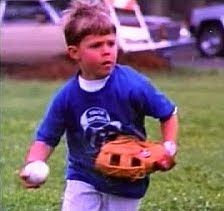 Little Dustin Pedroia! Not much has changed!!! :)