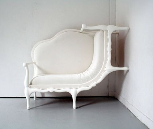 Tim Burton Furniture   Alice in Wonderland Interiors