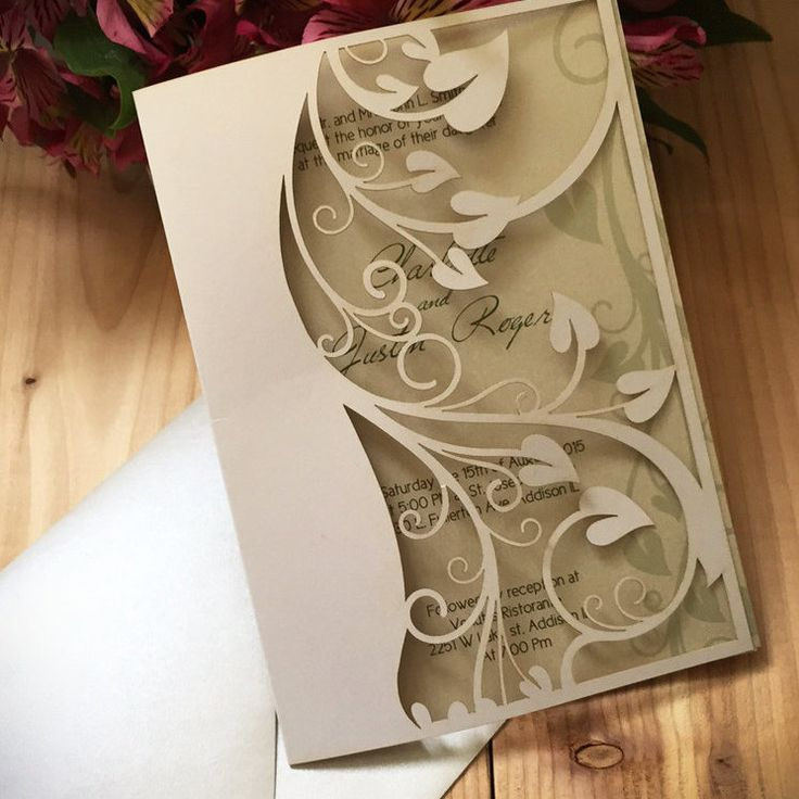 paper cut wedding invitations uk%0A Beautiful wedding invitations and stationery  laser cut with unique designs
