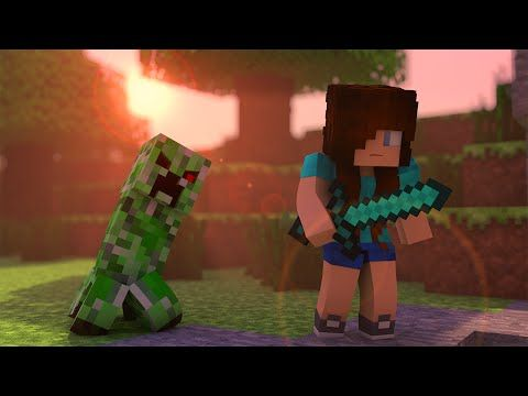 Minecraft Song ♫ CREEPER a Minecraft Parody (Minecraft Animation) - YouTube