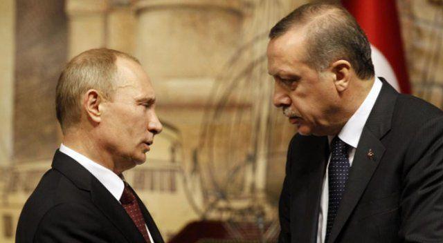 Erdoğan, Putin ile Telefonda Görüştü - http://eborsahaber.com/gundem/erdogan-putin-ile-telefonda-gorustu/