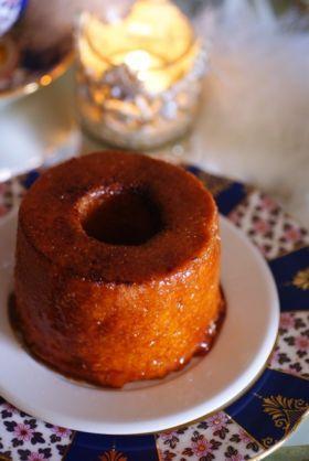 「キャラメルシフォン」ぽんのすけ | お菓子・パンのレシピや作り方【corecle*コレクル】