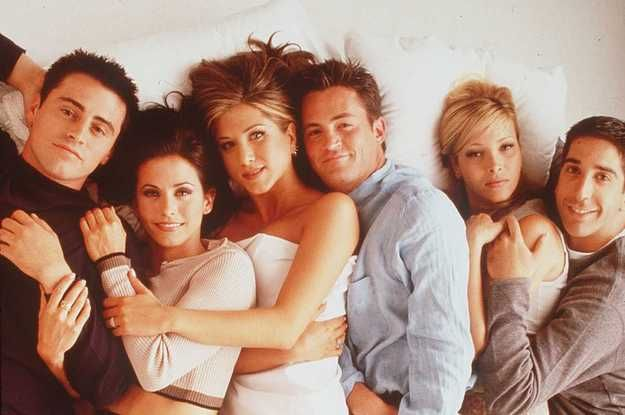Can You Name Every Character That has been on Five or more episodes of Friends? Quiz on Buzzfeed