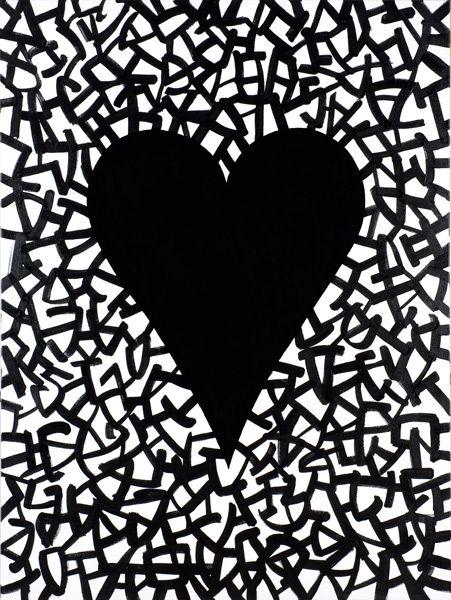 Black HeartHeart Bemin Eyekandeelingeri, Black Hearts, Hearts U Win, Black Heart Bemin, Hearts Hearts Heart, Blackheart, White, Black Whit, 3 Black Heart 3