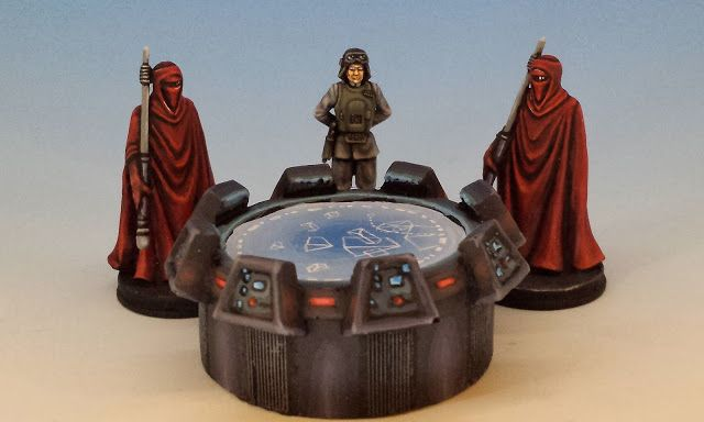 Oldenhammer in Toronto: Painted Scenery for Star Wars Imperial Assault