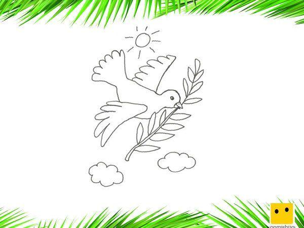Worksheet. As 25 melhores ideias de Dibujos de palomas no Pinterest