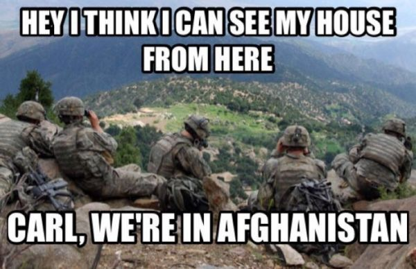 shut up carl – Page 3 – Military Humor