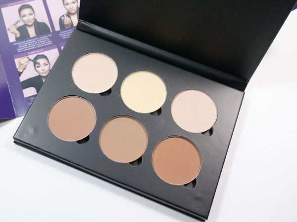 How to contour like a PRO with highlighting/contouring powders.