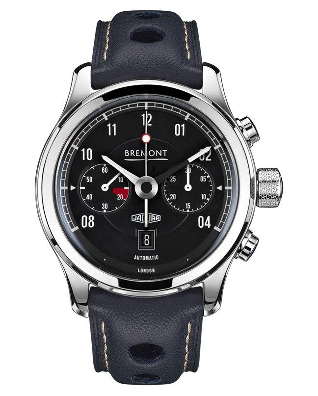 Bremont : Nouvelles montres en collaboration avec Jaguar.