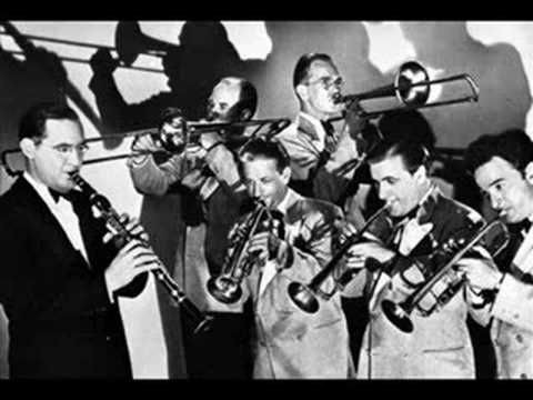 """Benny Goodman, """"Sing, Sing, Sing"""" 