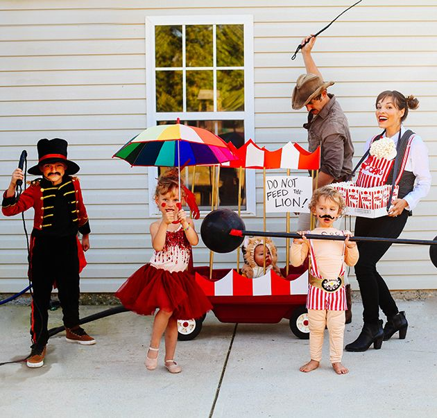 13 Ideas for the Best Grown-Up Halloween