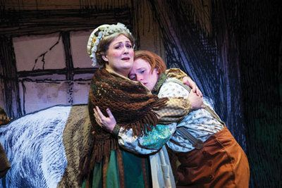 'Into The Woods' a favorite at USF  the Utah Shakespeare Festival / Iron County Today