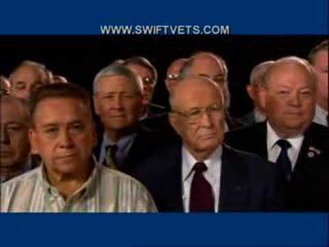 Swiftboat Veterans Ad on John Kerry - They Served (2004) - YouTube