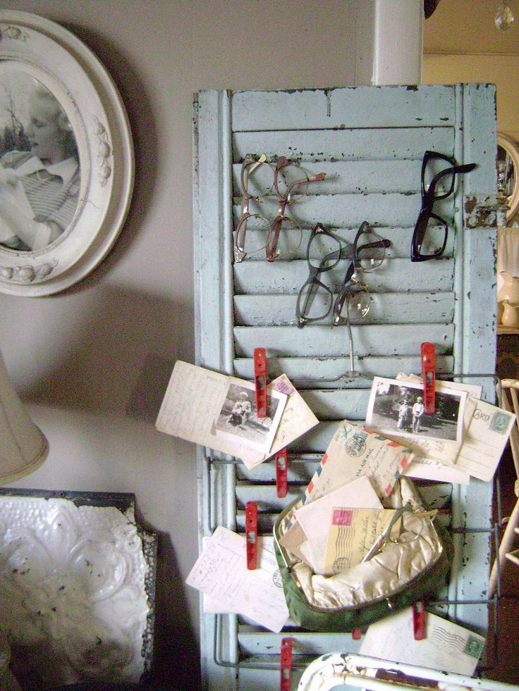 Junk holderCrafty Salvaged, Untri Ideas, Wood Projects, Cat Eye, Salvaged Wood, Antiques Letters, Display Ideas, Crafts Rebellion, Eye Glasses