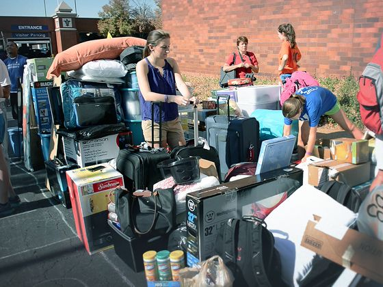 The Ultimate Freshman Packing List