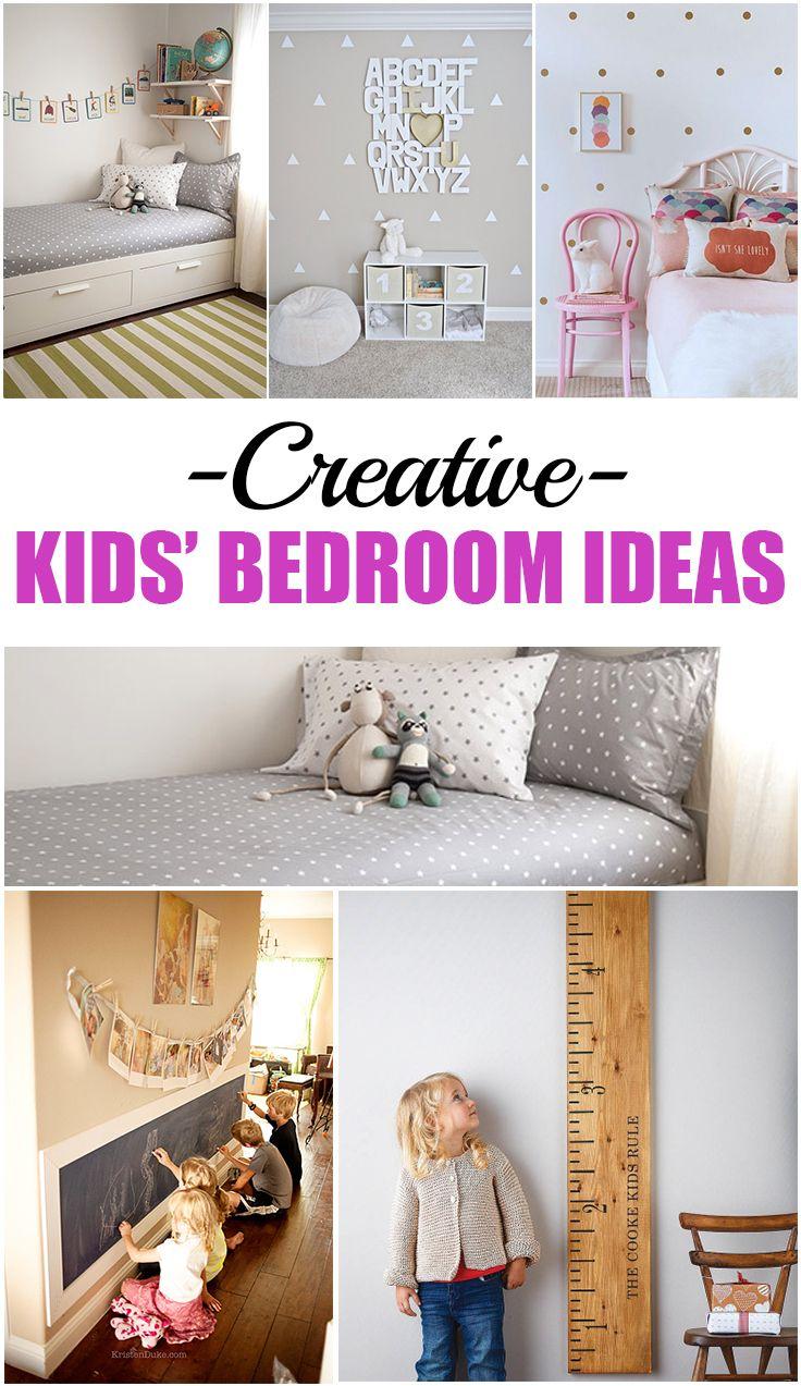 Best 25+ Creative kids rooms ideas on Pinterest | Kids rooms, Cool ...