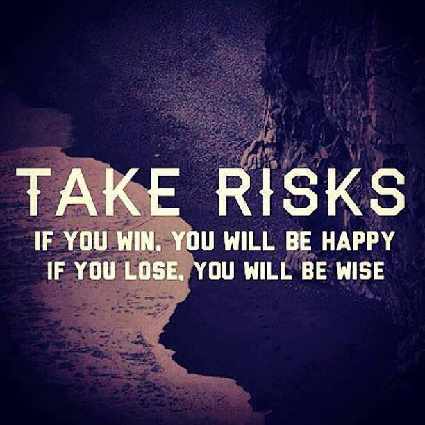 quotes about risk in love quotesgram