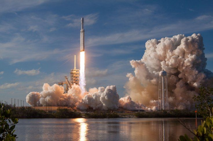 SpaceX Falcon Heavys first customer will be the US Air Force  find out what they will launch