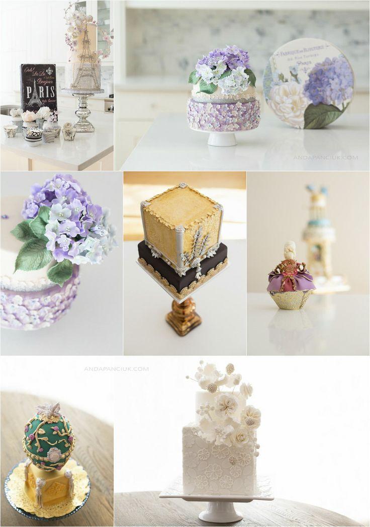 cakes by Albena Petrova - Sweet Temptations - Montreal