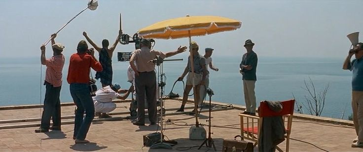 Le Mépris (Jean-Luc Godard, 1963)