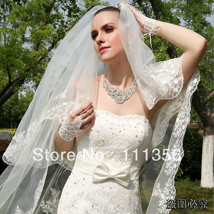 >> Click to Buy << Ultra long bridal veil quality marry veils wedding accessories 2-layer long trailing veil #Affiliate