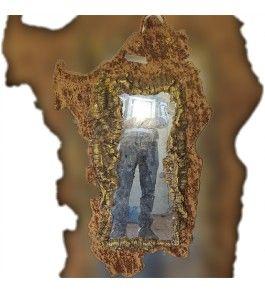 Specchio In sughero Sardegna 110 cm