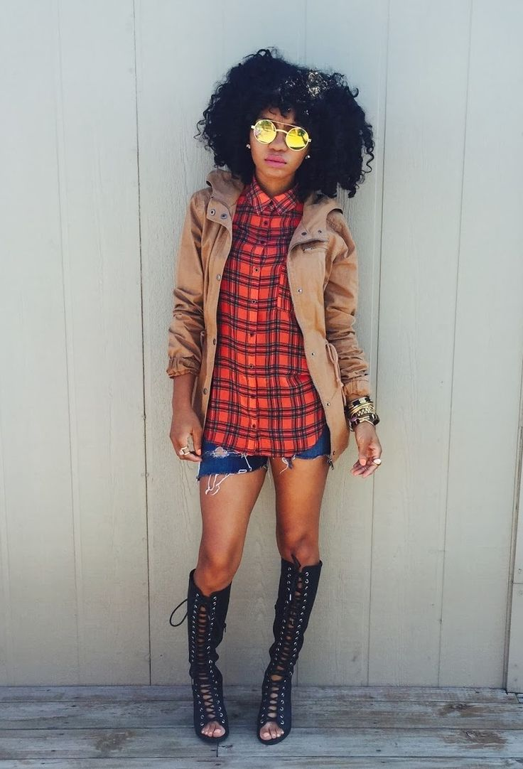 Black Girl Clothing Style Images Galleries With A Bite
