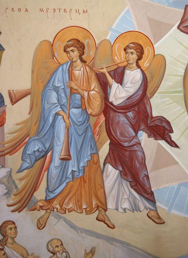 Ангелы с трубами