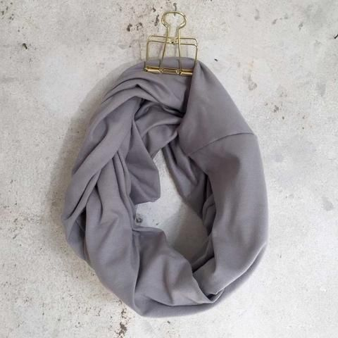Infinity Scarf - Light Grey