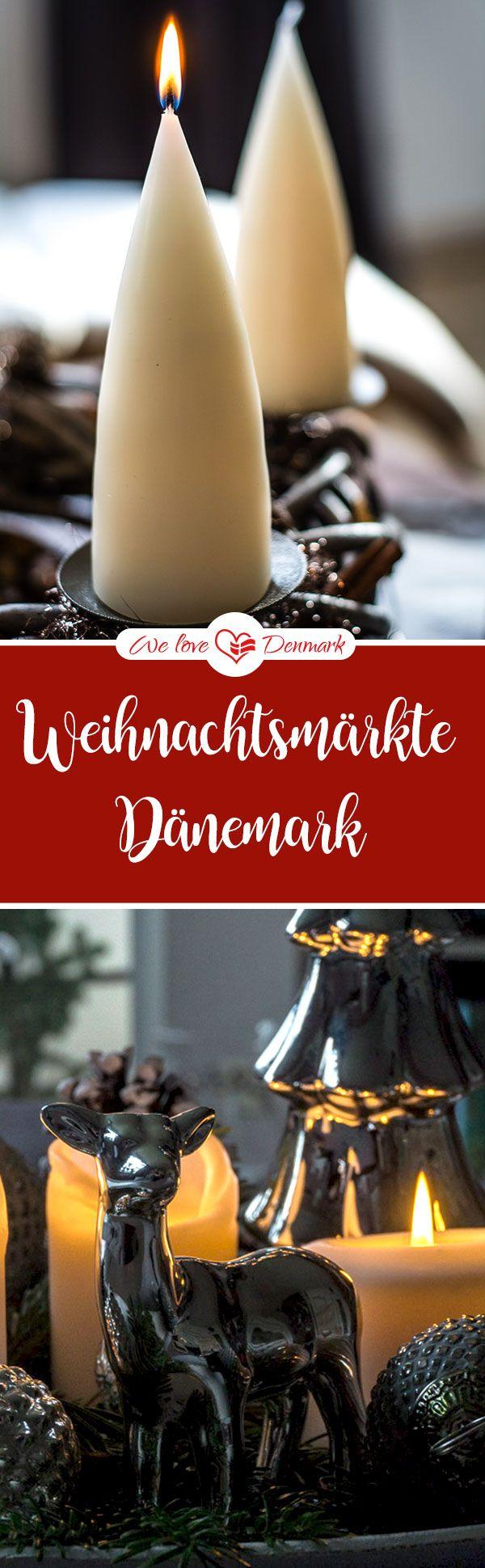 Weihnachtsmärkte in Dänemark