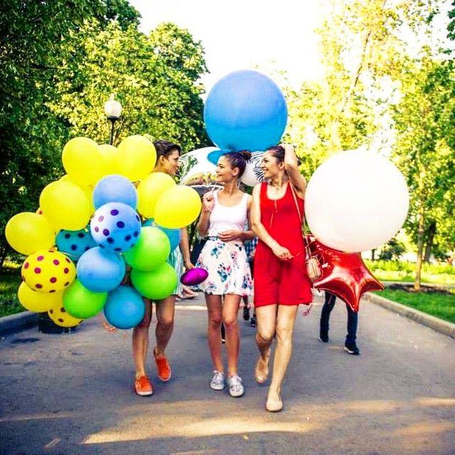 Шарики на заказ www.kbubble.com #keybubble #balloons #bigballoon