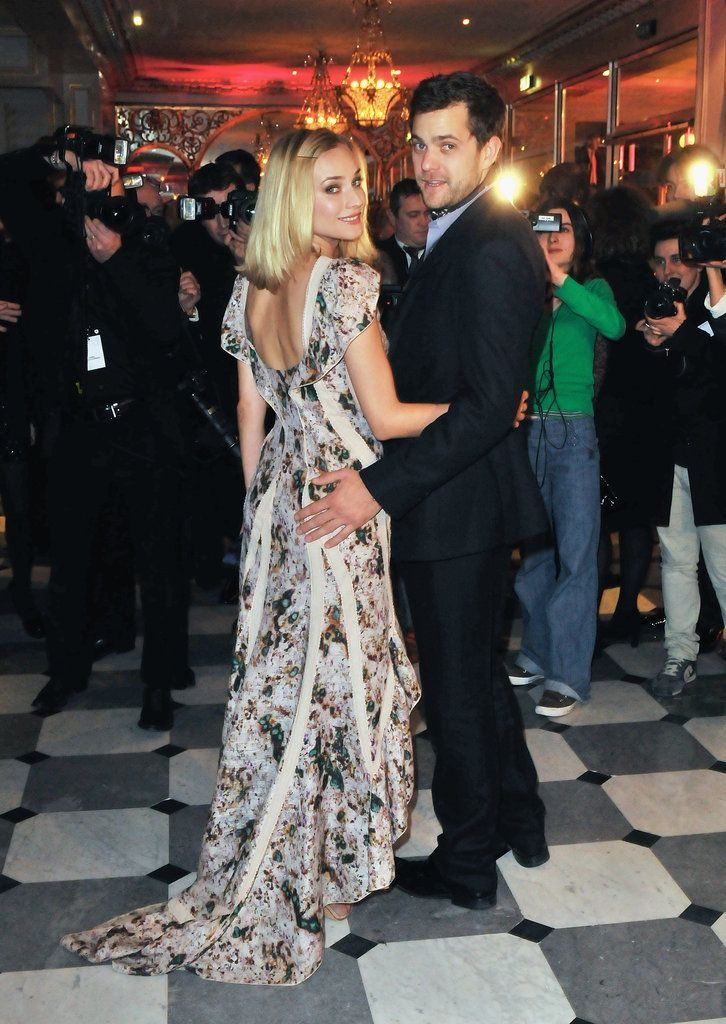 Diane Kruger and Joshua Jackson Pictures Photo 28