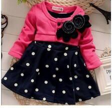 Горячая продажа детская одежда сращены дизайн девушек, платья фирменное…