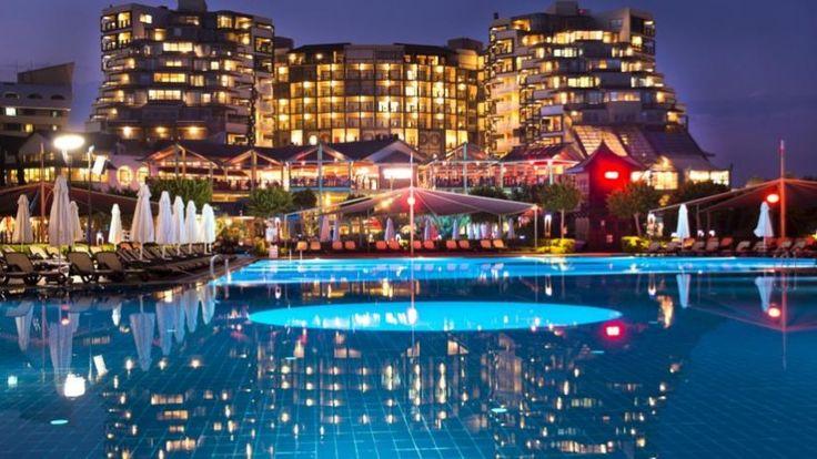 Hotel Limak Lara Deluxe, Lara, Antalya, Turcia