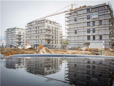 Neubau-Immobilien: Dresden baut jetzt im XXL-Format. Bild: Sven Ellger https://www.sz-online.de/nachrichten/dresden-baut-jetzt-im-xxl-format-3689275.html #Immobilien #Dresden #Neubau #Immobilienkauf