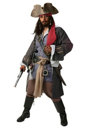 Realistic Caribbean Pirate Costume  #Halloween #Costumes #HalloweenCostumesForFamily Sherman Financial Group