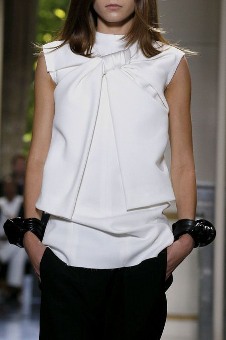 Céline Spring 2013 Ready-to-Wear Collection Slideshow on Style.com