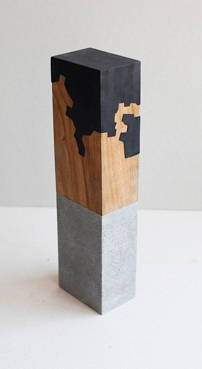 Jorge Yazpik (wood, metal, concrete)