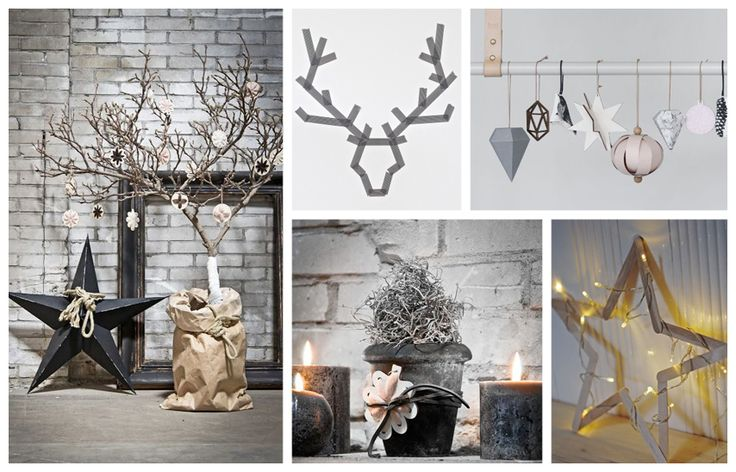 industrial christmas - Google Search