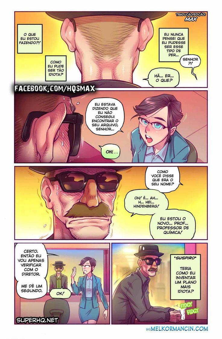 Sidney 2 - Hentai e Quadrinhos Eróticos SuperHQ