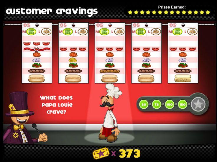 Papa S Hot Dog Customer Cravings