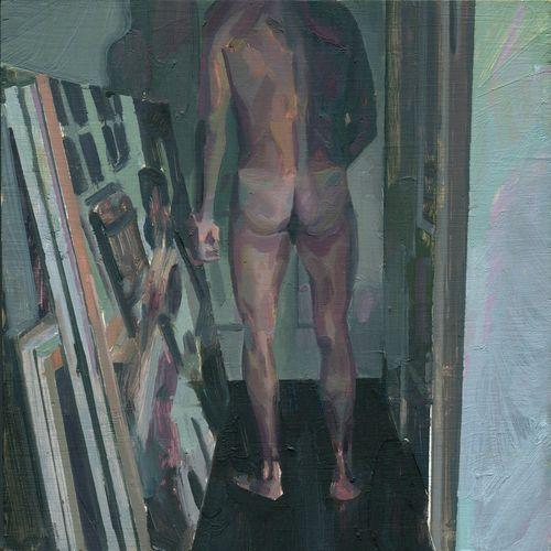 Alberto Mielgo self portrait 02