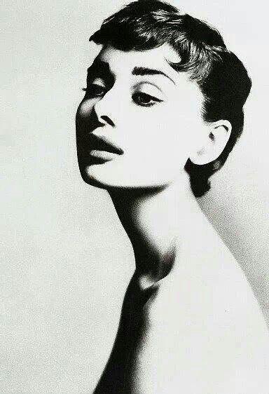 Audrey Hepburn by Richard Avedon