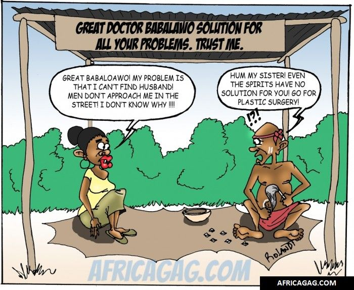 Babalawo the wise one. Always has a solution for you