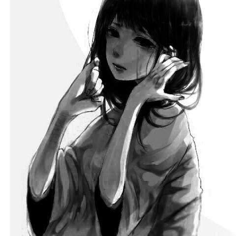 foto de 78 Best images about Sad Anime