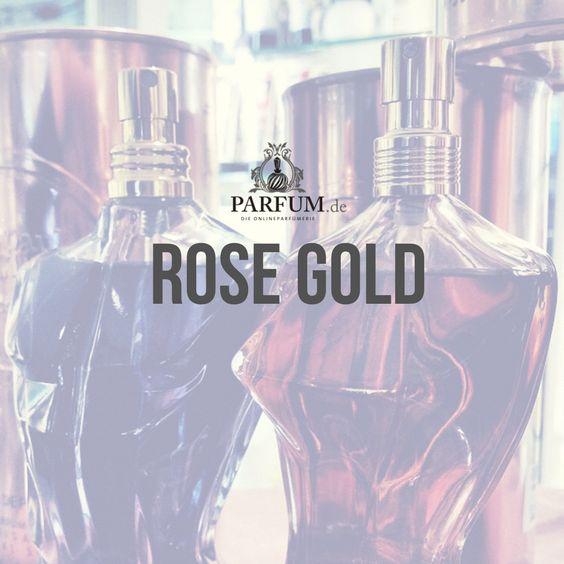 Eine Balance zwischen der Eleganz von Gold und der Wärme und Verspieltheit von Rosa – Das ist Rose Gold. Ihr liebt die Farbe so sehr wie wir? Dann is…