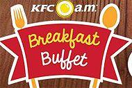 KFC offers unlimited breakfast on weekends   SPOT.ph