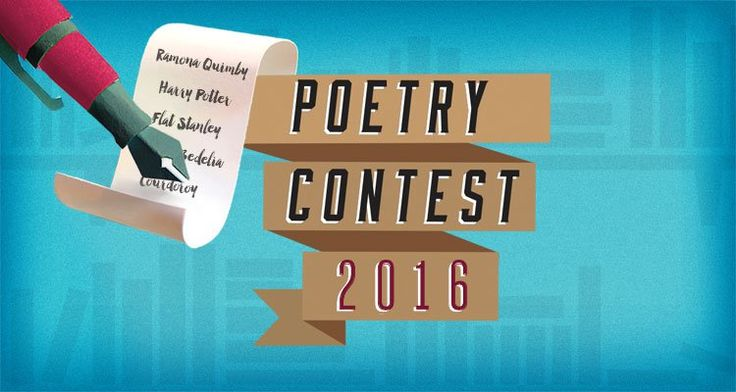 Remarkable, and poetry competition for teen