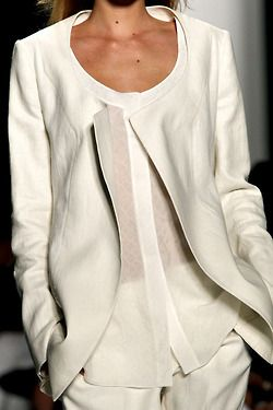 Narciso Rodriguez    SPRING 2011 READY-TO-WEAR